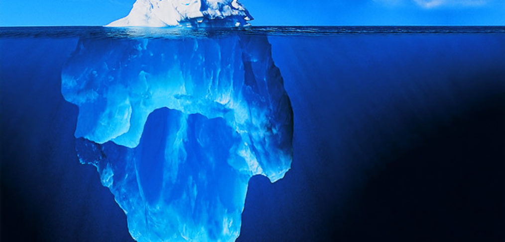 Pre-diabetes, like an iceberg, holds dangerous risk