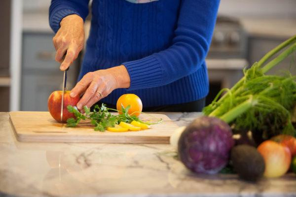 cooking workshops with Carol