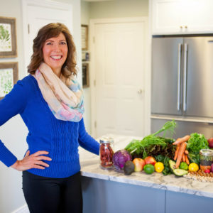 Carol Jensen, Nutritional Therapist