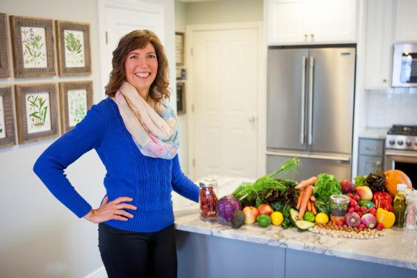 Carol Jensen, Nutritional Therapist
