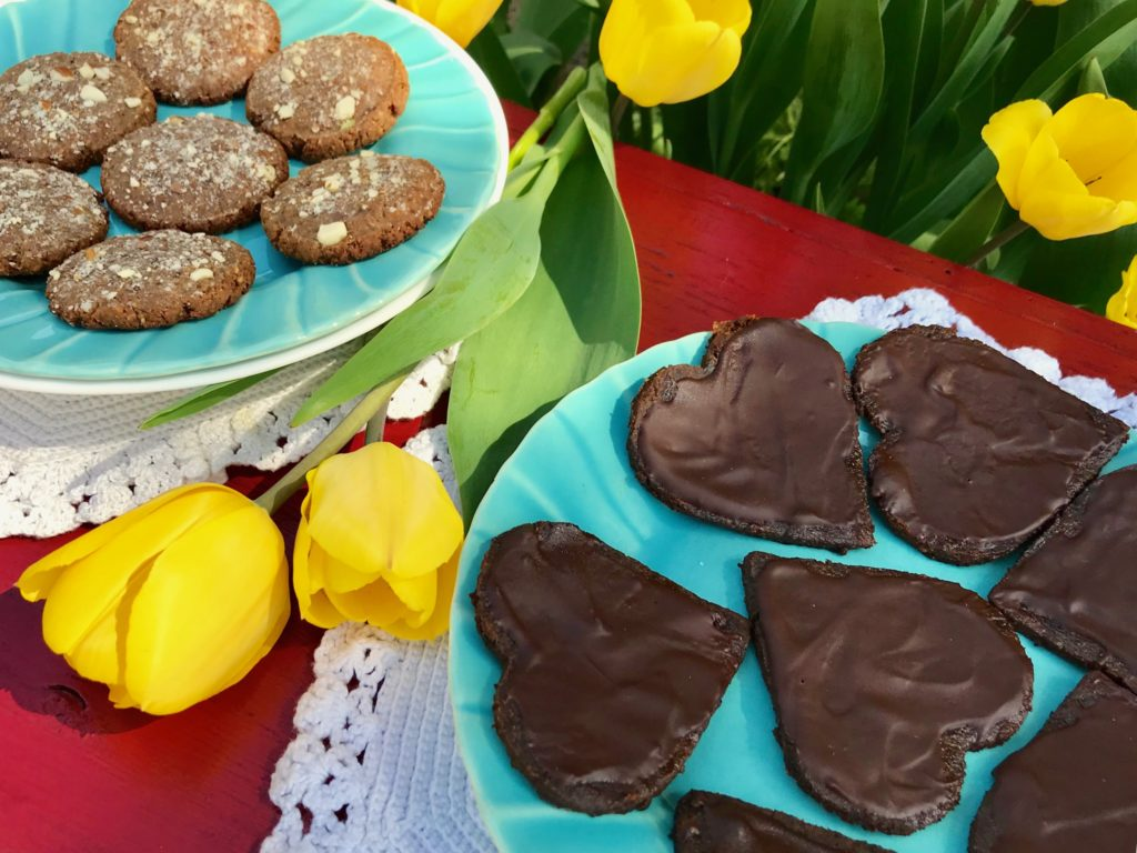 Whole Food Mother's Day Cookies