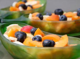 Rainbowl Salad is cooling food