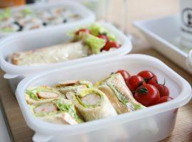a nutrient-dense lunch