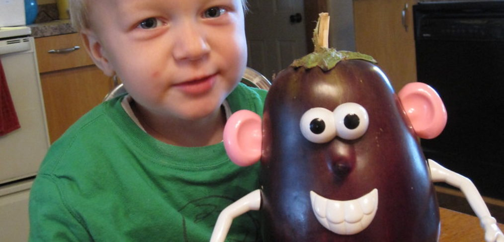 Play helps kids eat veggies