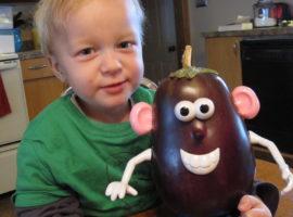 Play helps kids eat veggies