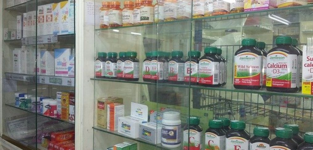 An array of supplements to choose from