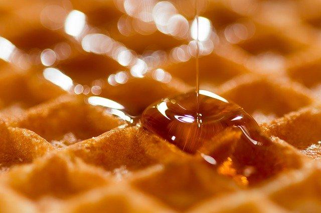 plantain waffle