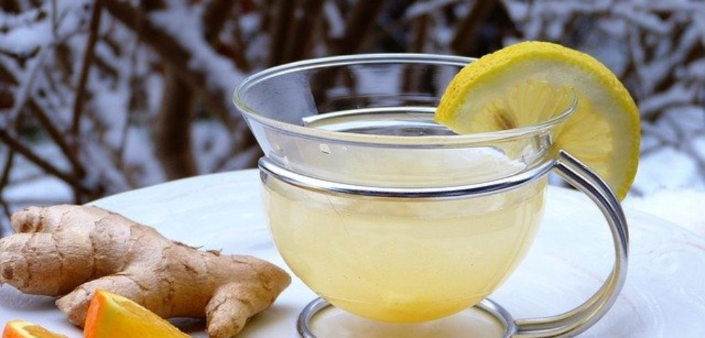 Lemon and ginger are cold and flu remedies that work